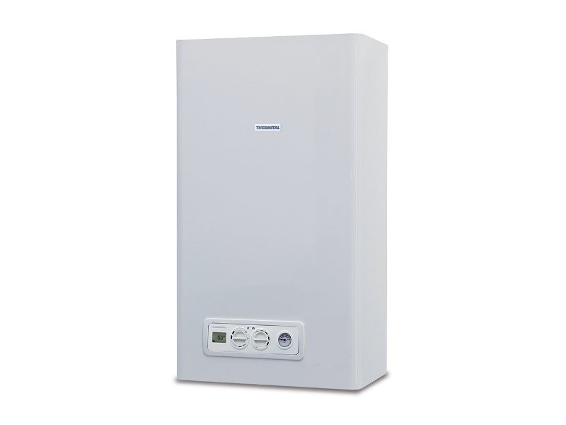 Gas Class A condensation boiler HEVA by THERMITAL