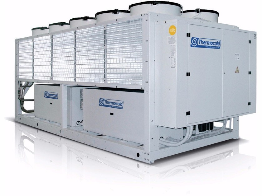 Heat pump / AIr refrigeration unit HEVA by Thermocold