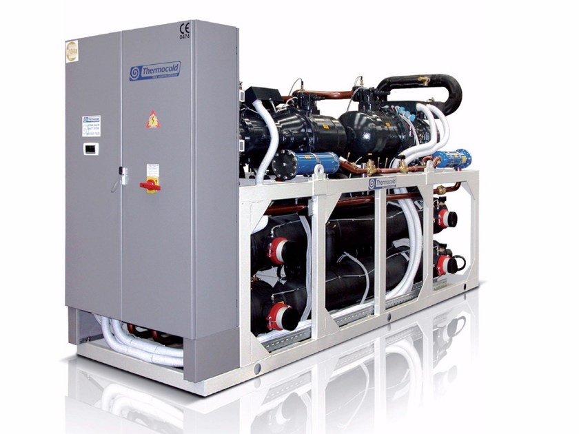 Heat pump HEVW QUATTRO by Thermocold