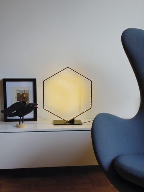 HEXA | Lampada da tavolo