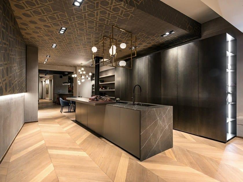 Intelligent kitchen HI PEDINI by Pedini