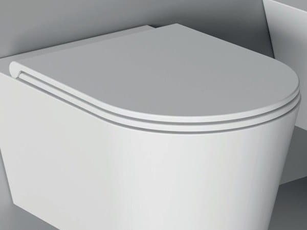 HIDE ROUND | Sedile wc