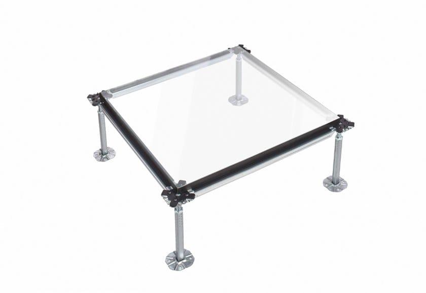 HIGH CLASS   Pavimento in vetro