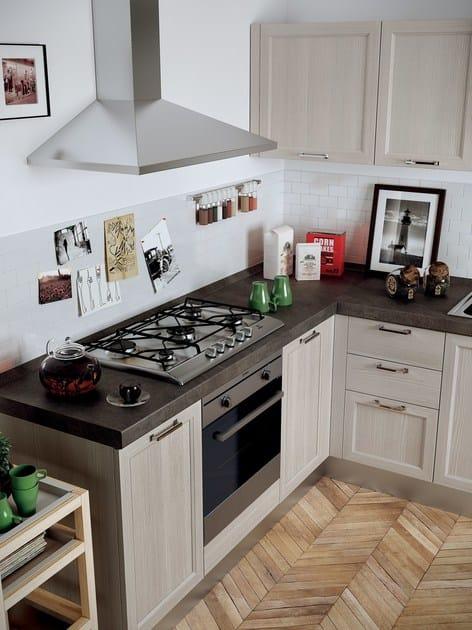 Cucina componibile HIGHLAND Linea Scavolini Easy By Scavolini