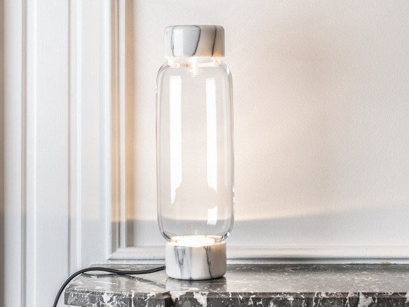 Murano glass table lamp HIGHLIGHT by Veronese