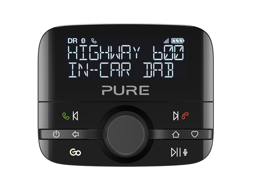 Audio adapter for car use HIGHWAY 600 by PURE