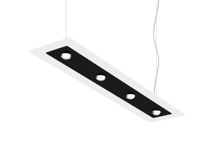 LED pendant lamp HIKARI D/I by INDELAGUE | ROXO Lighting