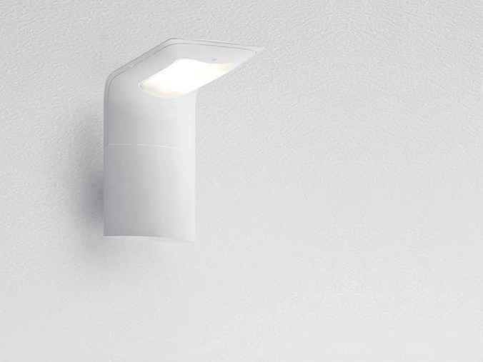 Applique a LED a luce diretta in alluminio estruso HILA | Applique by Artemide