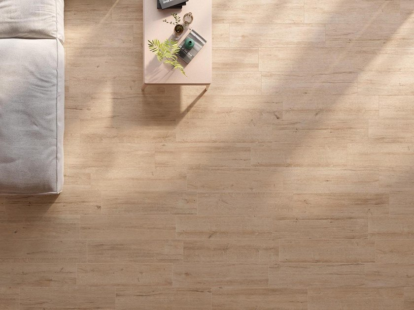 Floor Tiles With Wood Effect Hirati