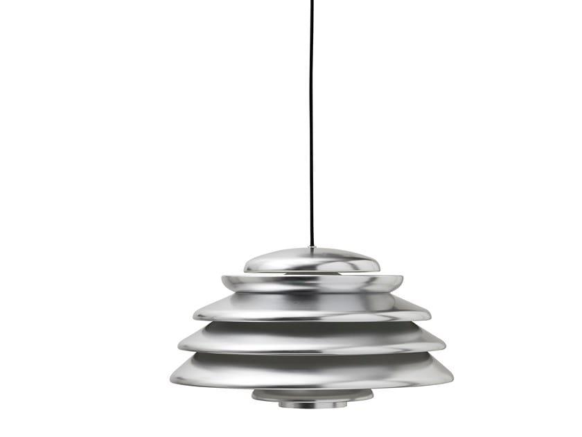 Lampada a sospensione in alluminio HIVE by Verpan