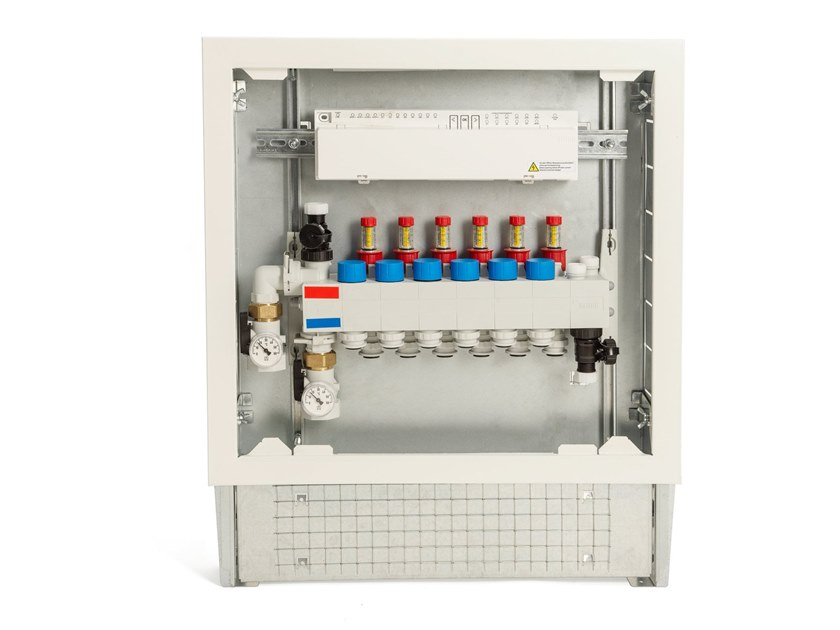 Zone module and collector HKV-P SPEED by REHAU