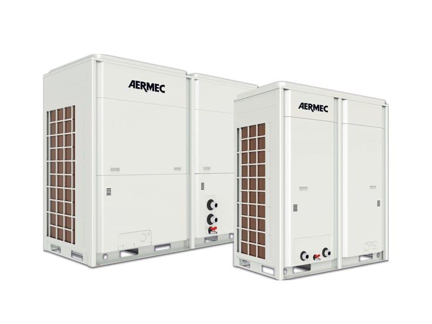 Pompa di calore ad aria/acqua HMG by AERMEC