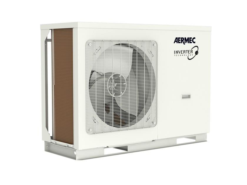 Air to water metal Heat pump HMI by AERMEC