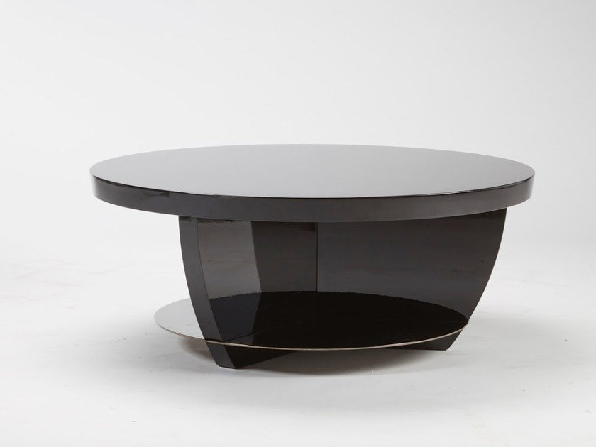 Low coffee table HOCHE by HUGUES CHEVALIER