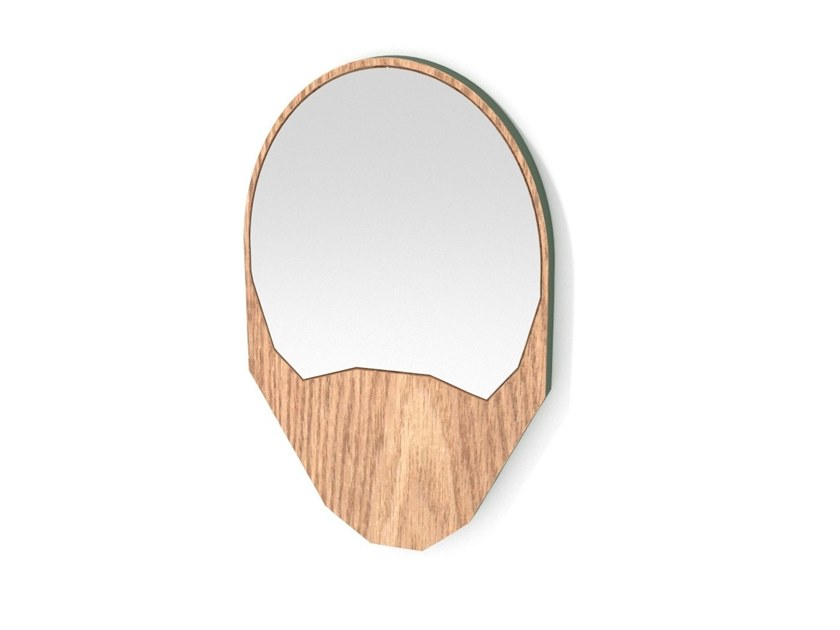 Mirror HOCHU RAYU - BE MORE SERIOUS by Archiproducts.com