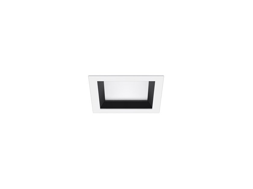 LED square recessed spotlight HOLI SQ MINI by INDELAGUE | ROXO Lighting