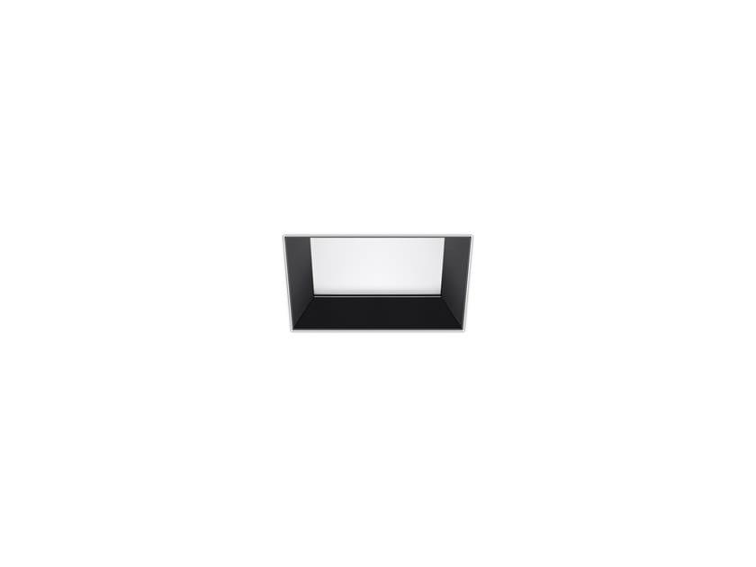 LED square recessed spotlight HOLI SQ /T MINI by INDELAGUE   ROXO Lighting