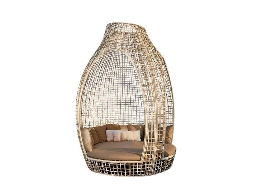 Letto da giardino a igloo HOLIDAY 23294 by SKYLINE design