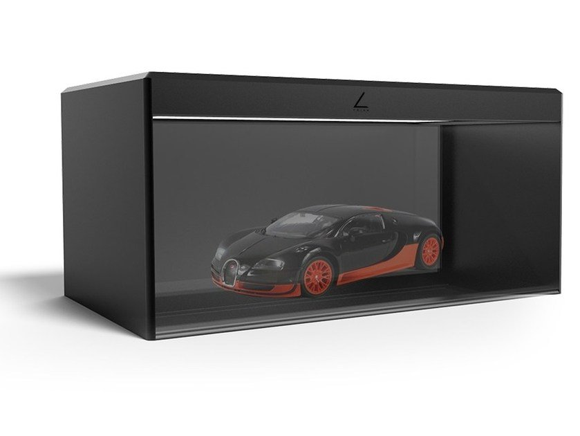 Retail display case HOLOGRAM PRISM 1 by Ox-Home