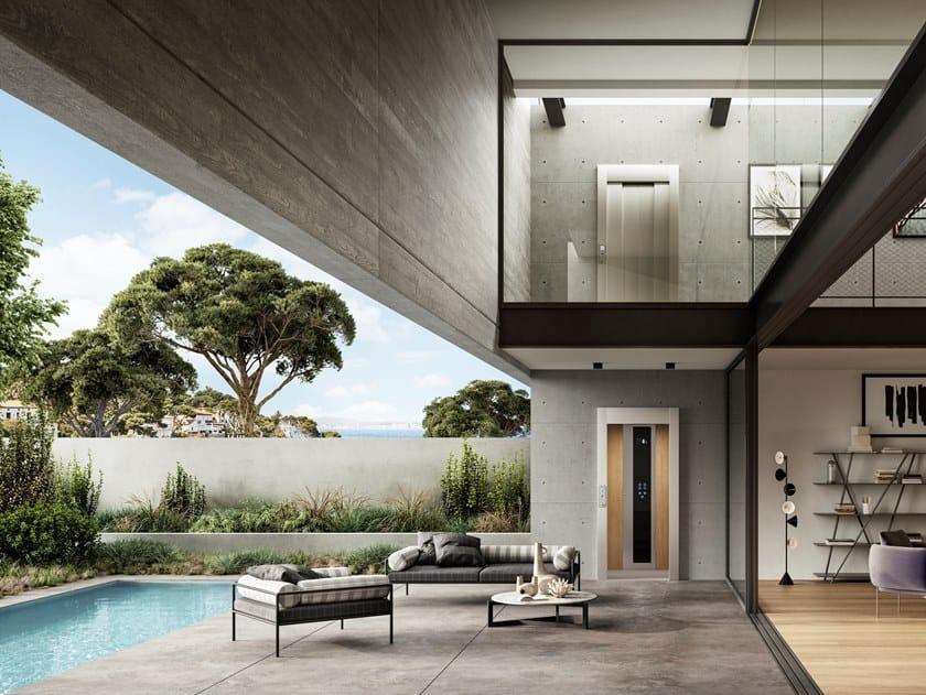 Electric house lift HOME LIFT E20 by Vimec