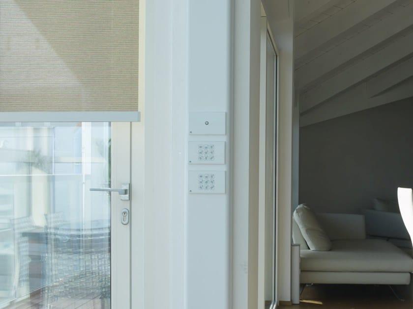 Sistema di building automation per uso domestico HOME SUPERVISOR by Microdevice