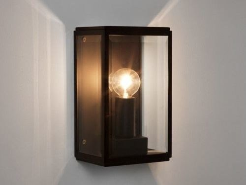 Steel wall lamp HOMEFIELD 130 by Astro Lighting
