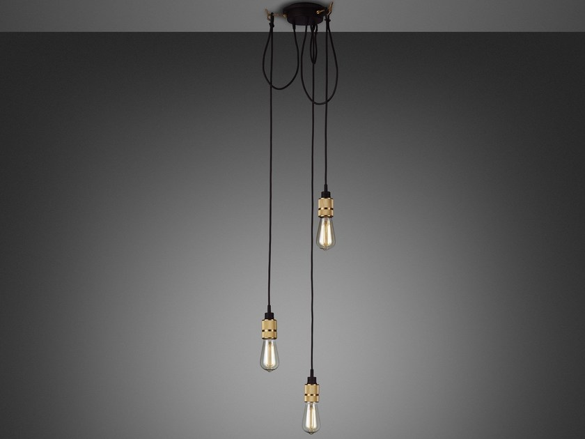 Pendant lamp HOOKED 3.0 / nude by Buster + Punch