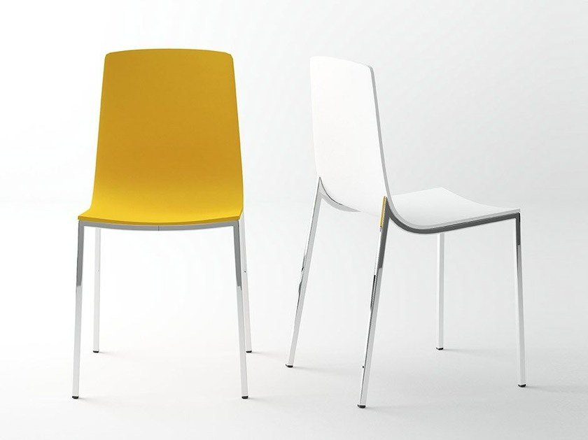Lacquered chair HOT by CANCIO