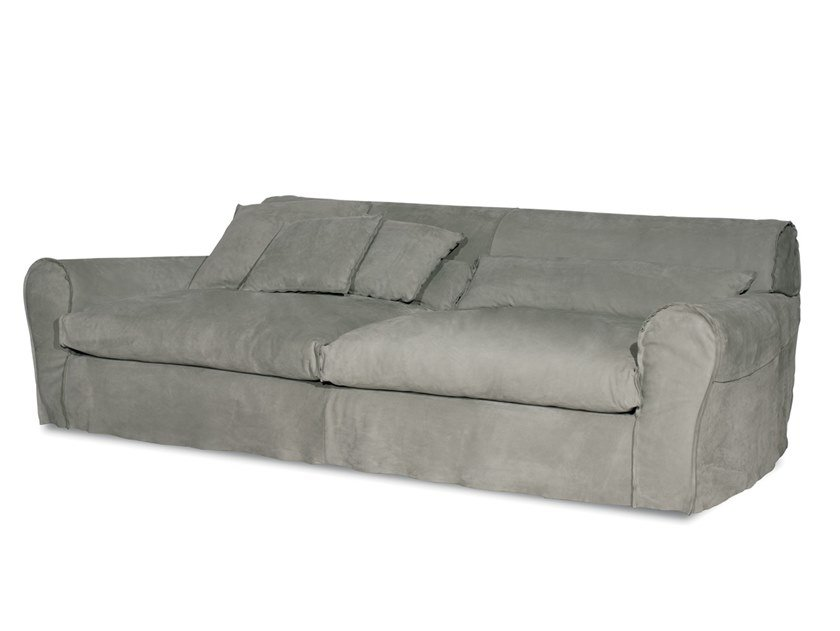 Leather sofa HOUSSE XXL by BAXTER