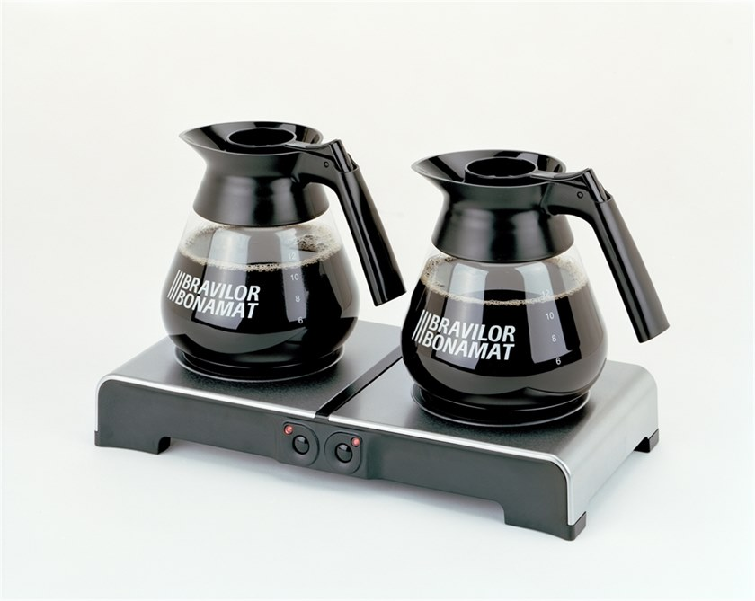 Hot plates for decanters HP by Bravilor Bonamat