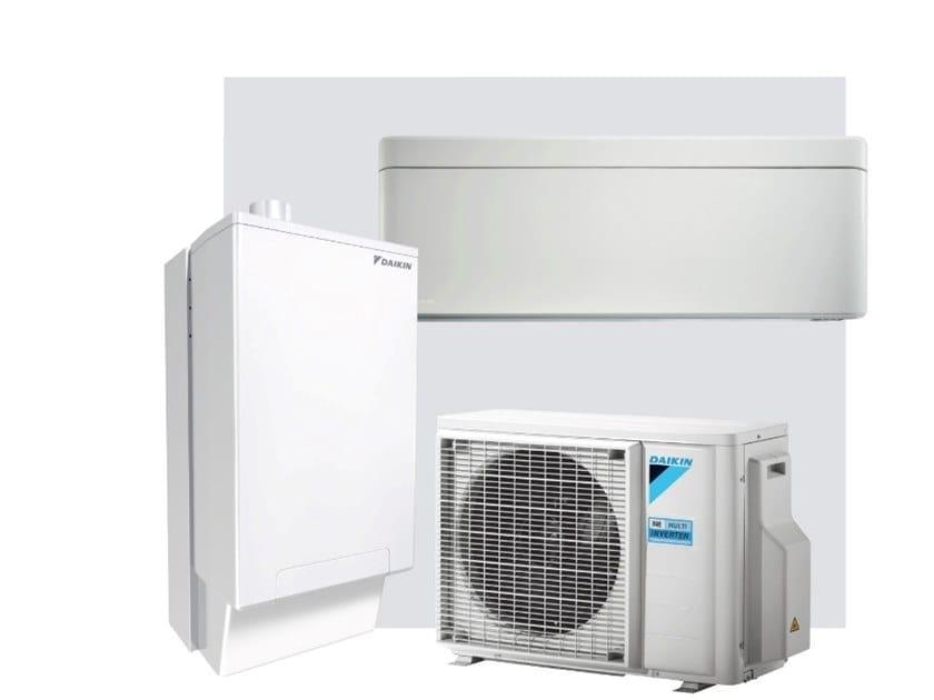 Hybrid boiler HPU Hybrid + Multi by DAIKIN Heating Systems