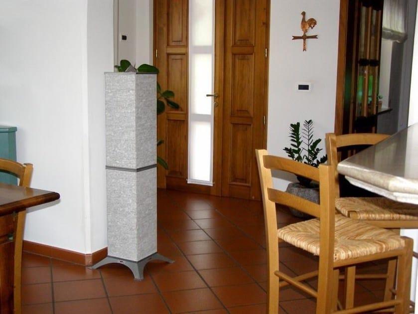 HRS1200 | Stufa elettrica in pietra naturale