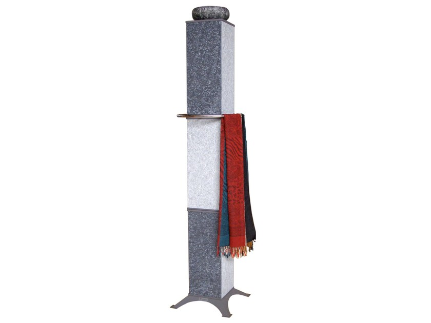 Natural stone Electric heater with essence evaporator HRS1800S2E | Natural stone Electric heater by KarniaFire