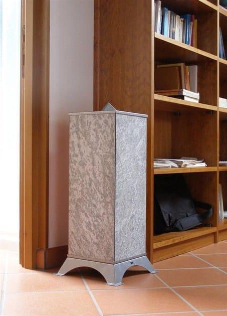 HRS600 | Stufa elettrica in pietra naturale