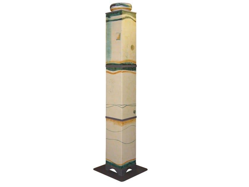 Stufa elettrica in ceramica con diffusore portaessenze HRSD1800E | Stufa elettrica by KarniaFire