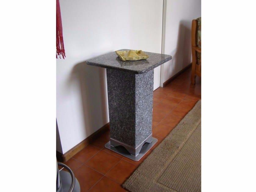 Stufa elettrica in pietra naturale con diffusore portaessenze HRSD600TE | Stufa elettrica by KarniaFire