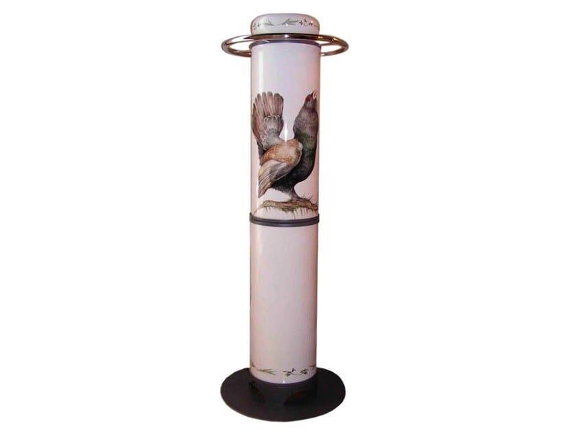 Stufa elettrica in ceramica con diffusore portaessenze HRST1200SE | Stufa elettrica in ceramica by KarniaFire