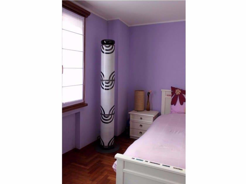 Stufa elettrica in ceramica con diffusore portaessenze HRST1800E | Stufa elettrica by KarniaFire
