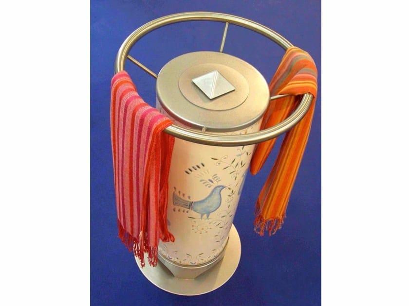 Stufa elettrica in ceramica con portasalviette HRST600S | Stufa elettrica by KarniaFire