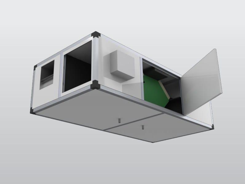 Heat recovery unit HRU PLUS by RIELLO