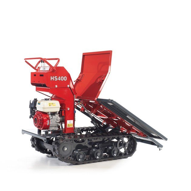 HS400 agricolo con sponde aperte