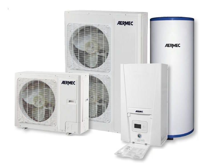 Water to water heat pump HSI by AERMEC
