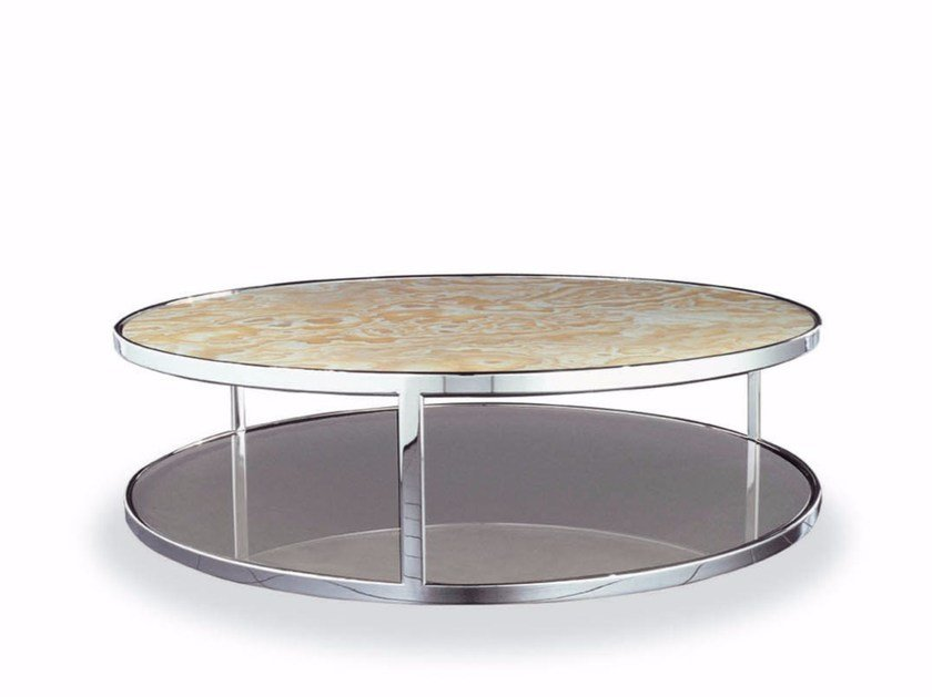 Coffee table HUBER by Minotti