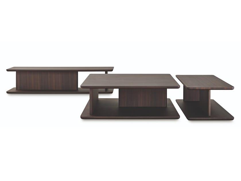 Tavolino in legno HUGO by Molteni&C