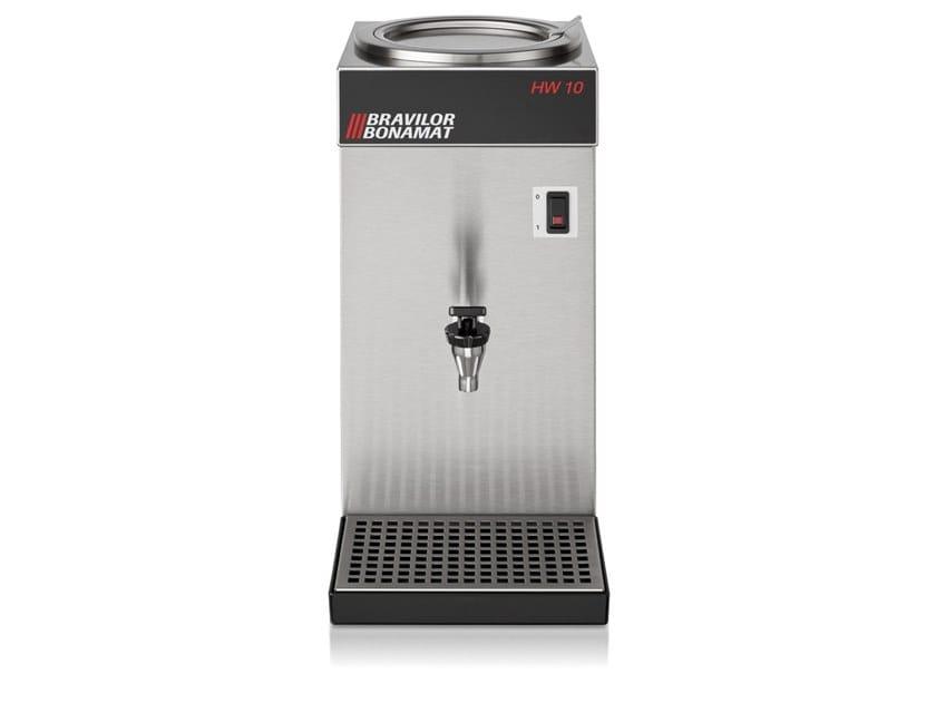 Stainless steel Hot water dispenser HW 10 by Bravilor Bonamat