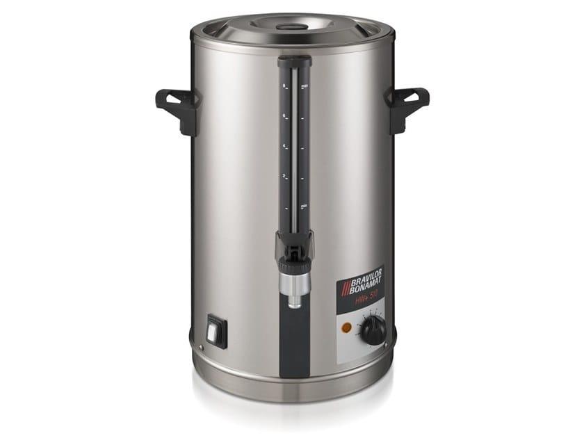 Stainless steel Hot water dispenser HW 505 by Bravilor Bonamat