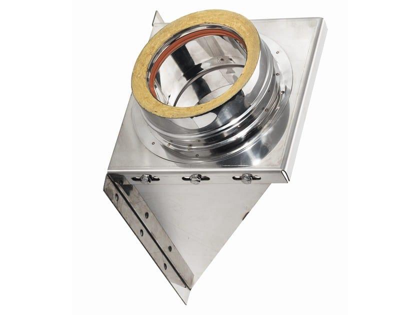 Chimney Flue Triangular Base Support HWT CE® by ATRITUBE