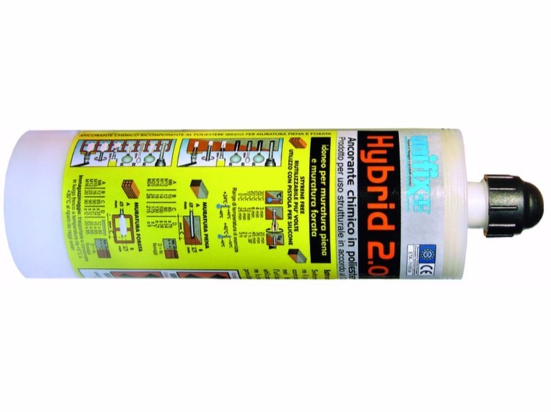 Chemical anchor HYBRID 2.0 - 400ML by Unifix SWG