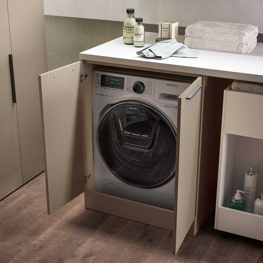 HYD09 | Mobile lavanderia