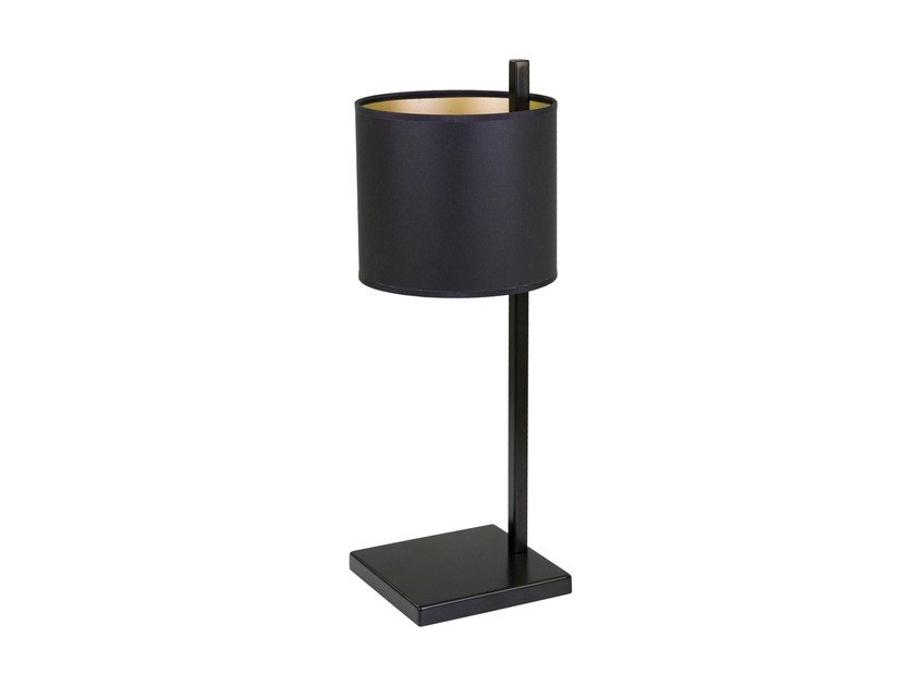 Fluorescent table lamp HYDE by Brossier Saderne